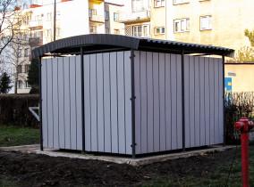 Altana śmietnikowa Modern